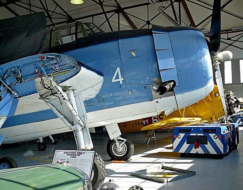 Grumman Eastern TBM-3 Avenger 00001
