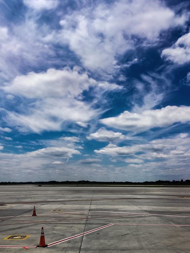 Spring at Charlotte Douglas International Airport. | by RichTatum