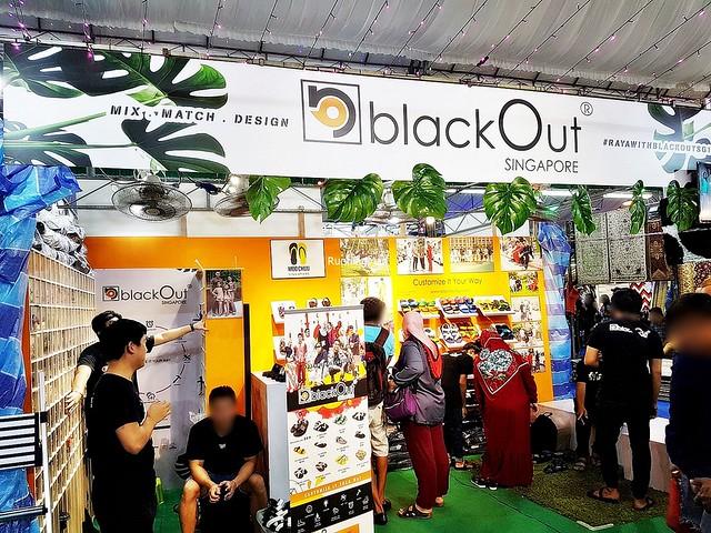 BlackOut Facade