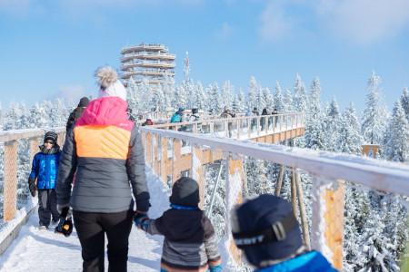 Ski Bachledova a Tatry Ski - 8 stredisek a 40 km zjazdoviek na jeden skipas