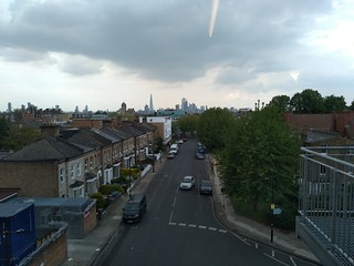 View from Peckhamplex