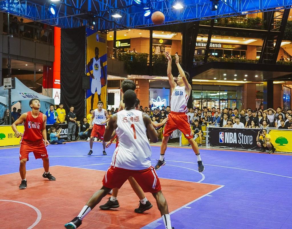 國泰NBA 3x。(主辦單位提供)