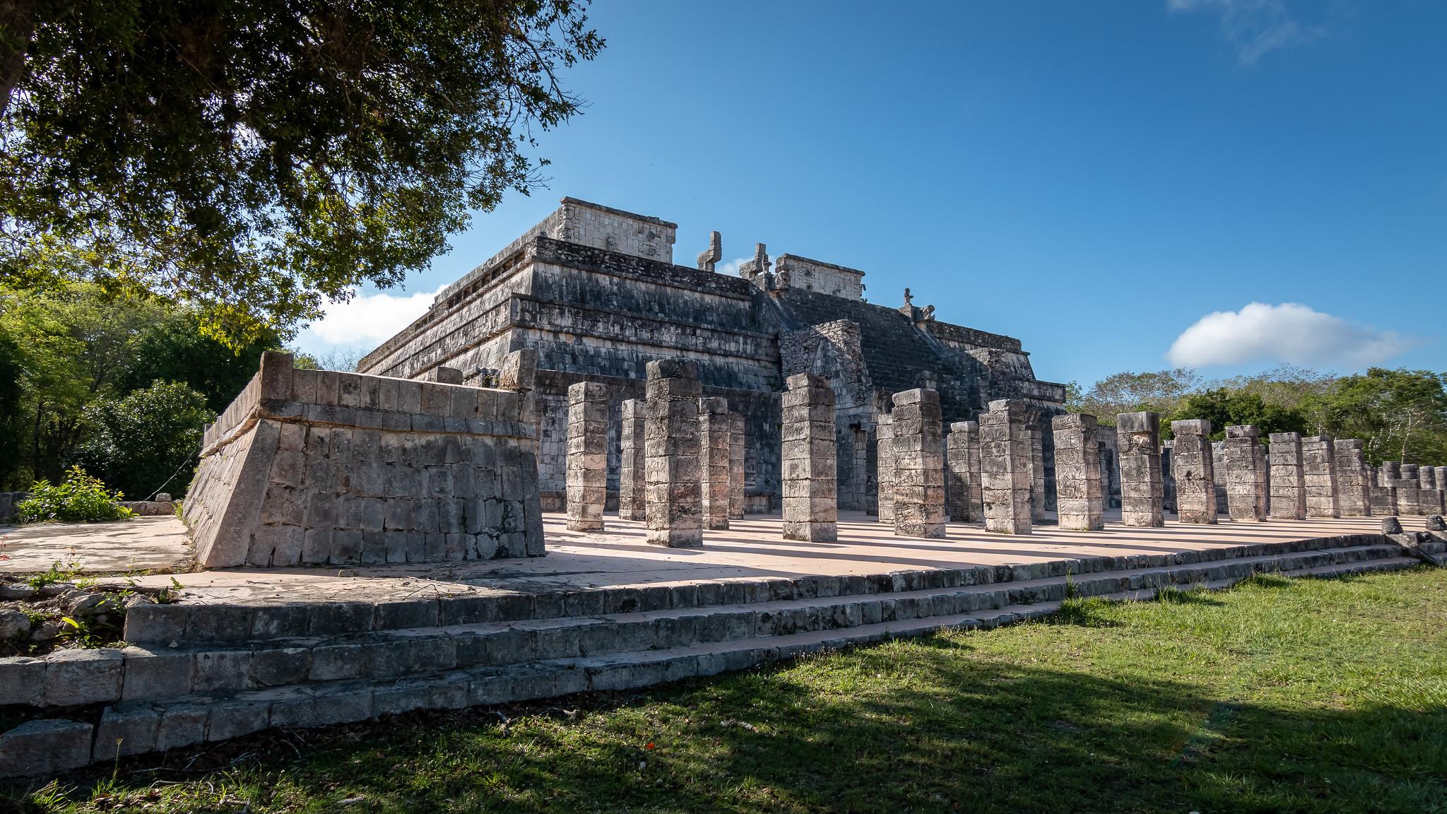 Chichen Itza- Yucatan - [Mexique]