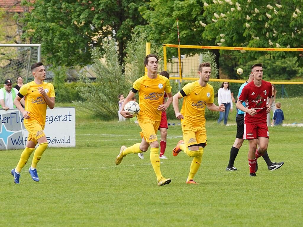SL 18/19: SC Golling 1:2 SV Kuchl