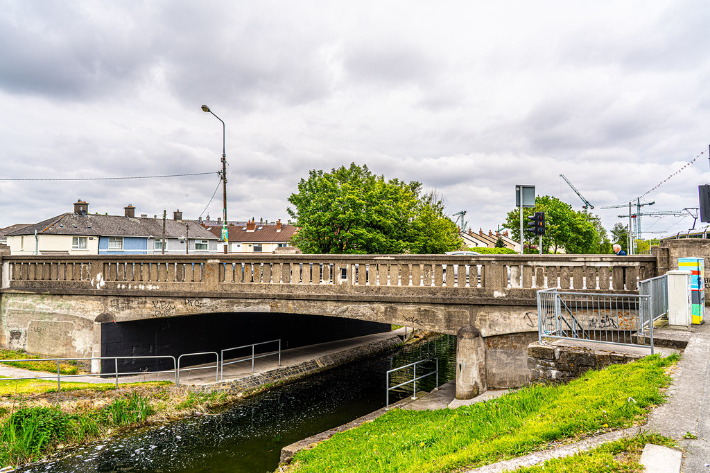 GRAND CANAL AT SUIR ROAD  010