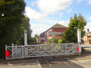 Abbey Road Level Crossing