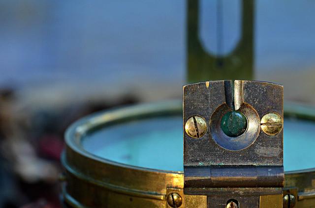 Grandpa Innes's compass