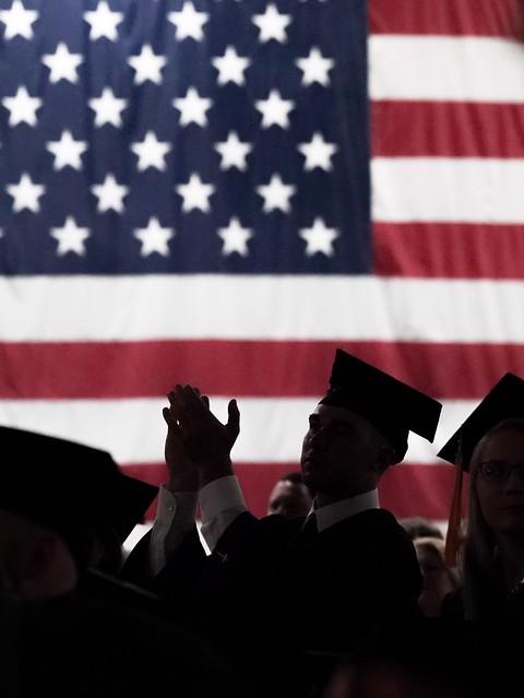 Taylor University Commencement