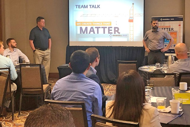 Dallas Team Talk 02