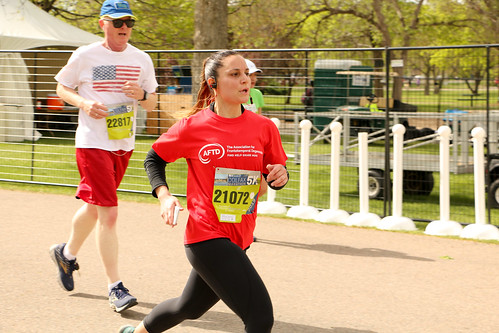 Colfax Marathon - AFTD Team