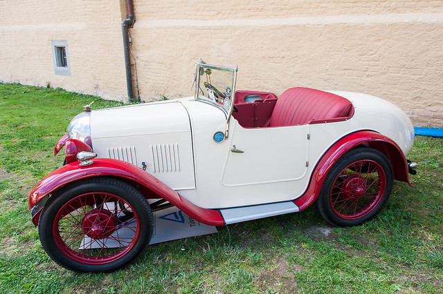 Austin Seven 2-Seater Open Tourer - 1929