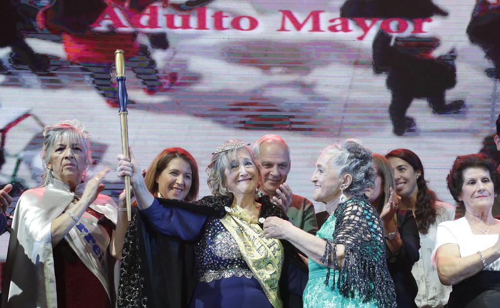 2019-05-20 PRENSA: Elección y Coronación de la Reina del Adulto Mayor