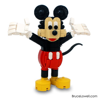 LEGO Mickey Mouse | by bruceywan