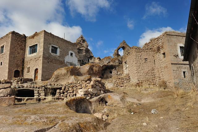 Soğanlı valley, Yeşilhisar,  Cappadocia (Kapadokya, Turkey) 1145