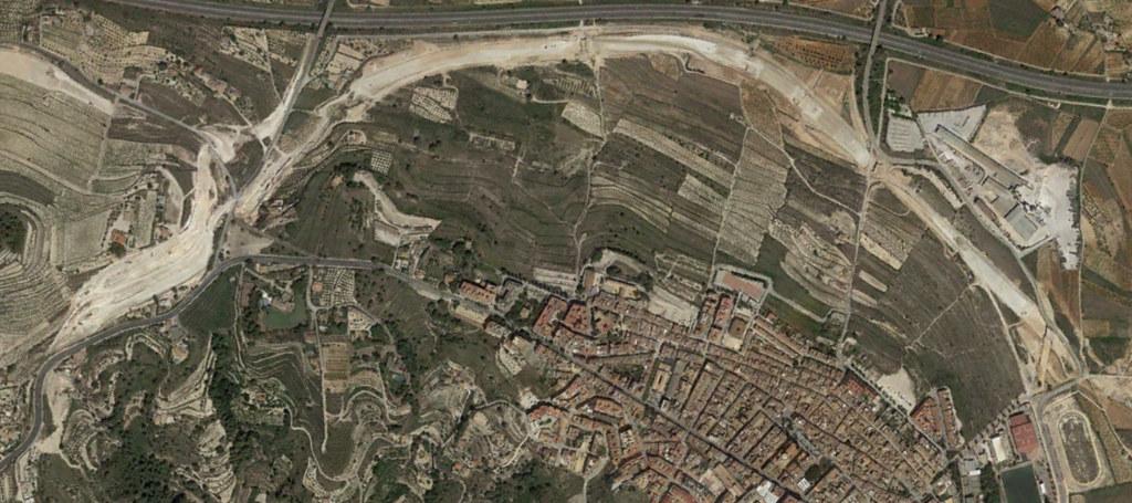 variante de benissa, benissa, alicante, benibel, después, urbanismo, planeamiento, urbano, desastre, urbanístico, construcción, rotondas, carretera