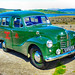 Scotland Gourock Highland Games a 1954 Austin Countryman Auxiliary Fire Service estate car 12 May 2019 by Anne MacKay by Anne MacKay images of interest & wonder