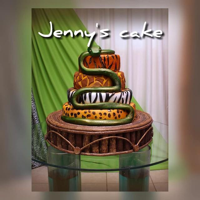 Cake by Jenny's Cake
