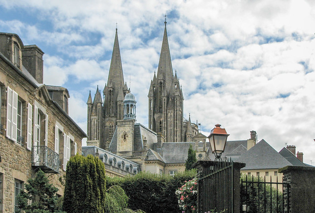 Les flêches de la cathédrale Notre-Dame