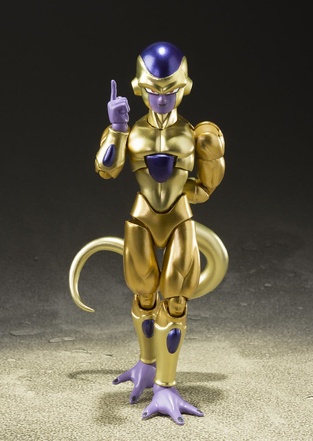 S.H.Figuarts《七龍珠》「金弗利沙 展覽特別配色版」情報公開!GOLDEN FRIEZA -Event Exclusive Color Edition-