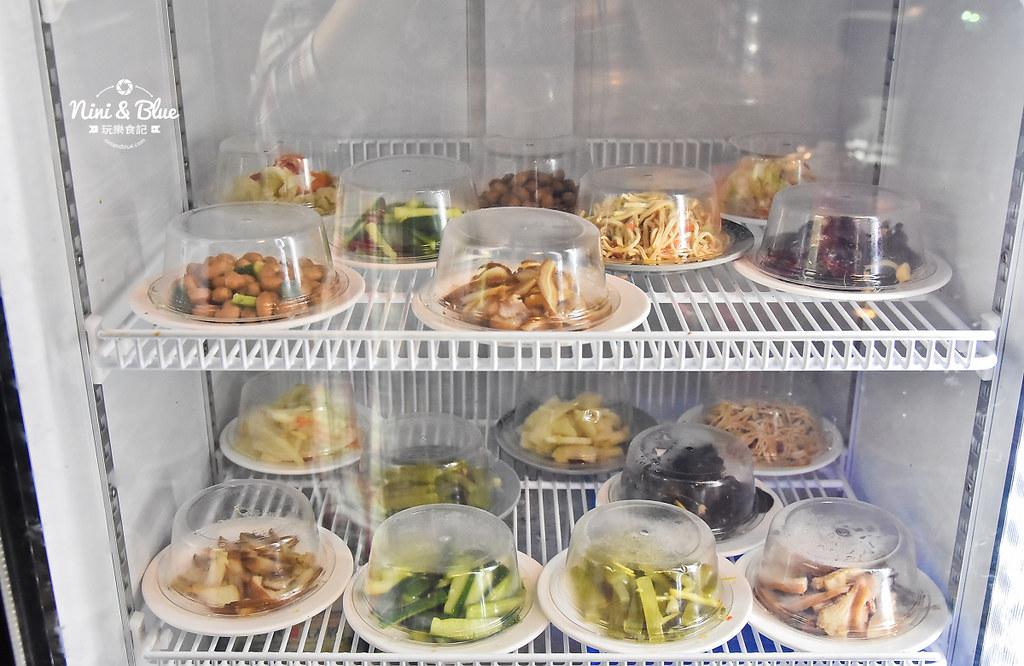 陋巷之春老家牛肉麵 menu菜單 台中中華夜市美食15