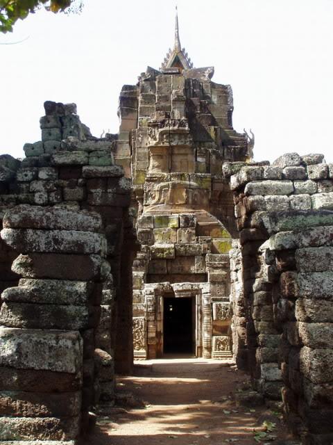 018-Cambodia-Wat Nokor