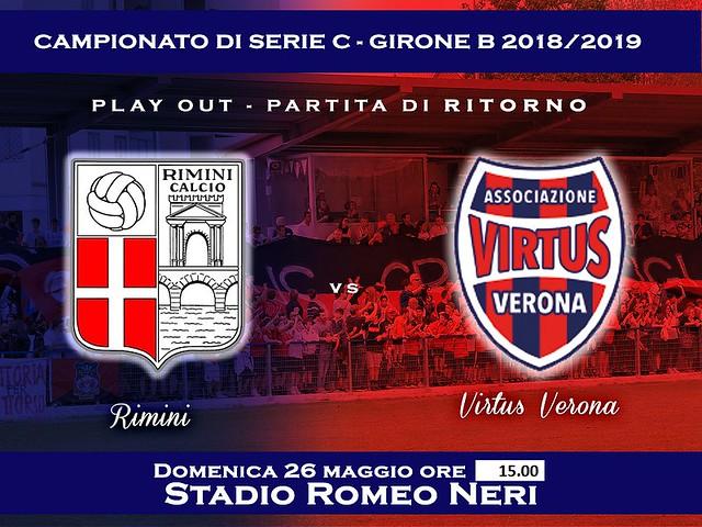 Rimini - Virtus Verona: designazione arbitrale