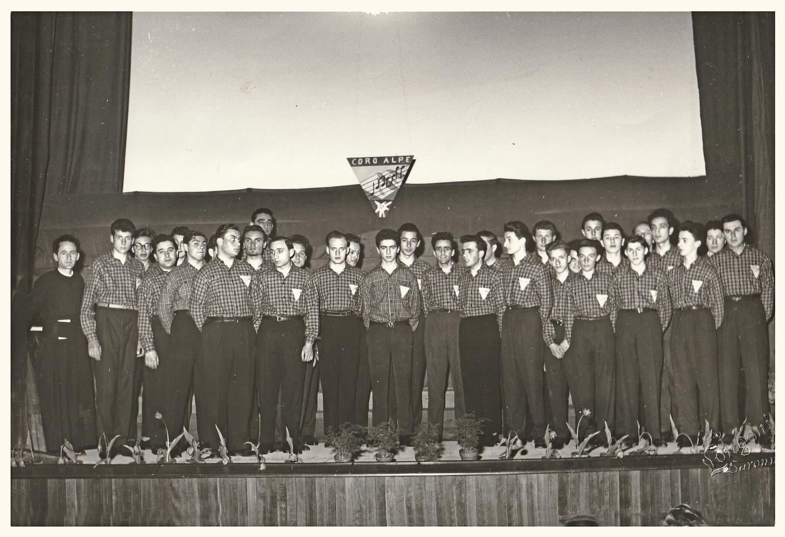 Coro Alpe 1950 versione Coro montagna.