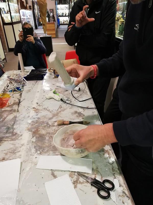 2019, Corsi di tecnica a Roma (seconda fase)