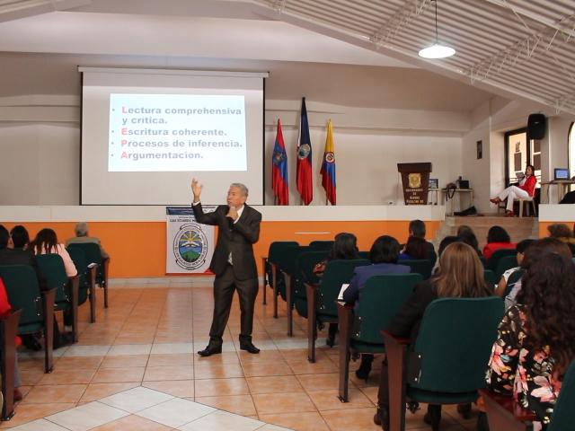 COnferencia Neuropedagogía