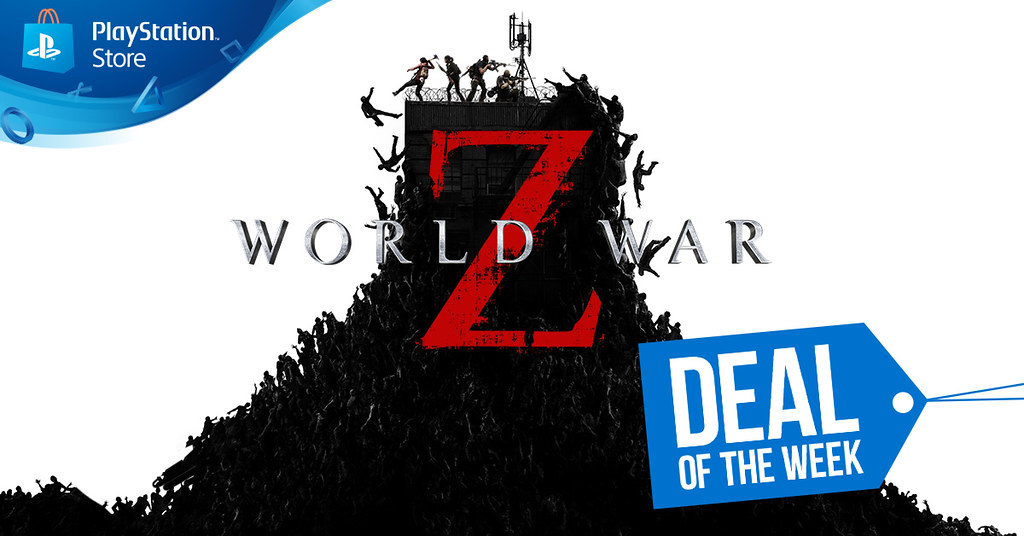 World War Z Deal of the Week