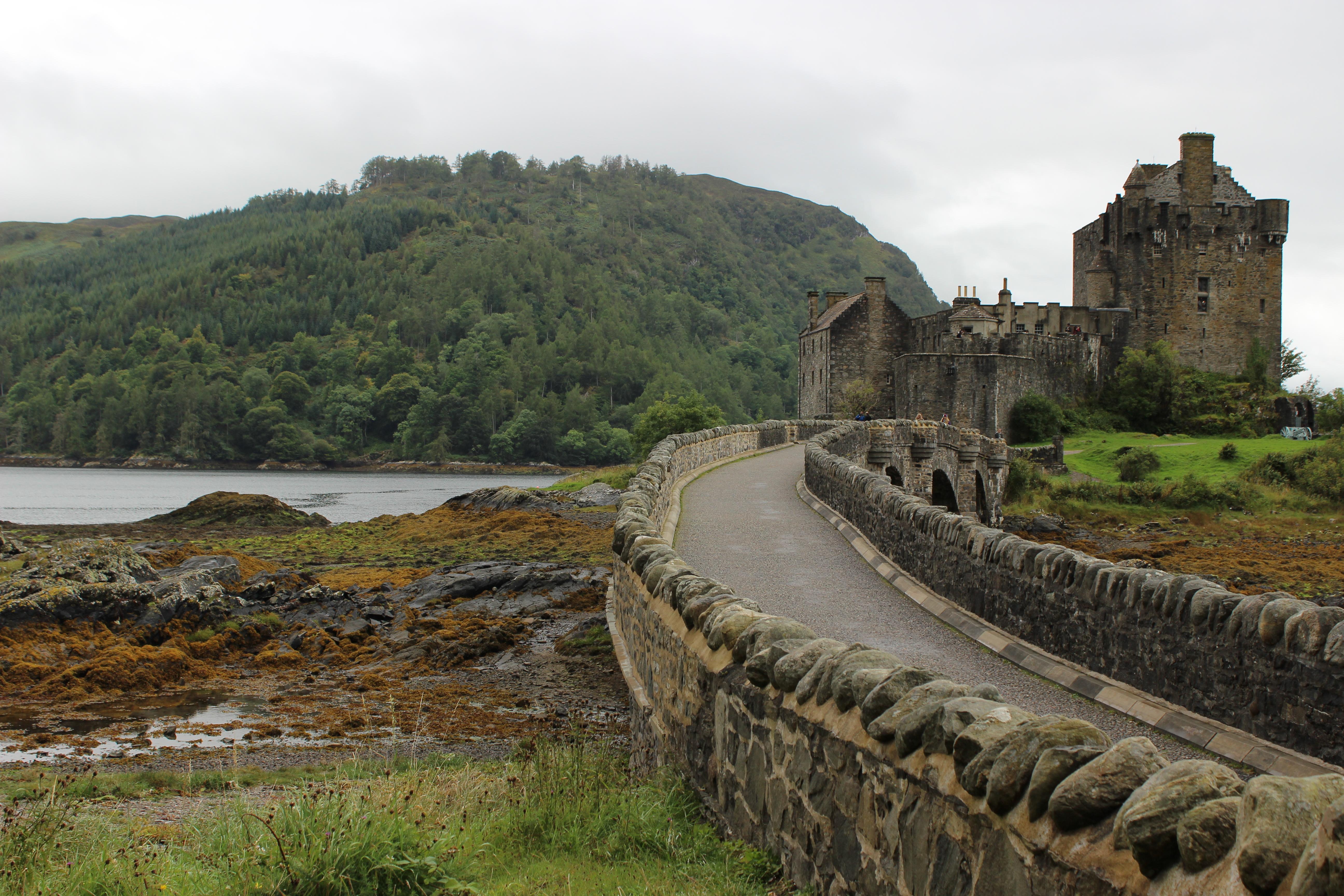 Castillo Eilean Donan 10