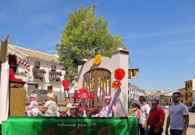 Romería de San Isidro. Alameda (Málaga)