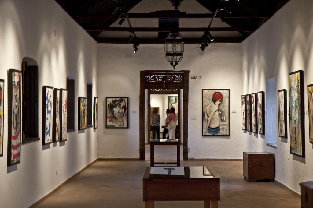Fotos Exposición Tres Generaciones en Ayamonte