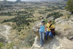 Hiking the Badlands