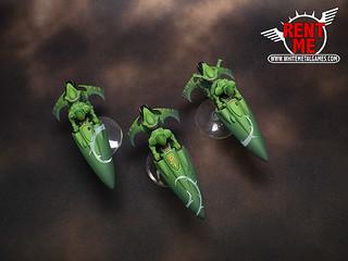 Biel Tan Eldar Jetbikes