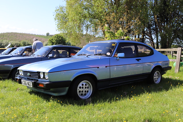Ford Capri 2.8 Injection A366NGS