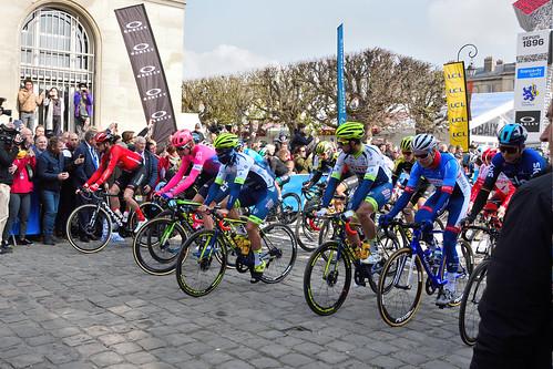Paris Roubaix 2019 - Let the fun begin