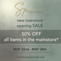 Re - opening of new S&P mainstore
