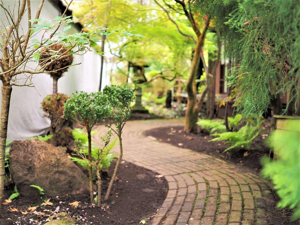 Japanilainen puutarha Vantaa