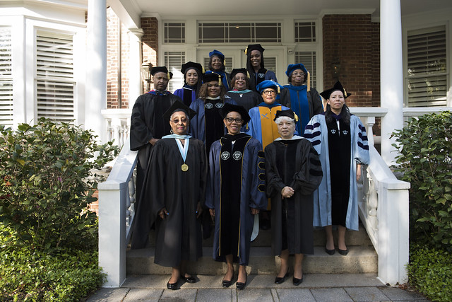 Founders Day Robing 2019