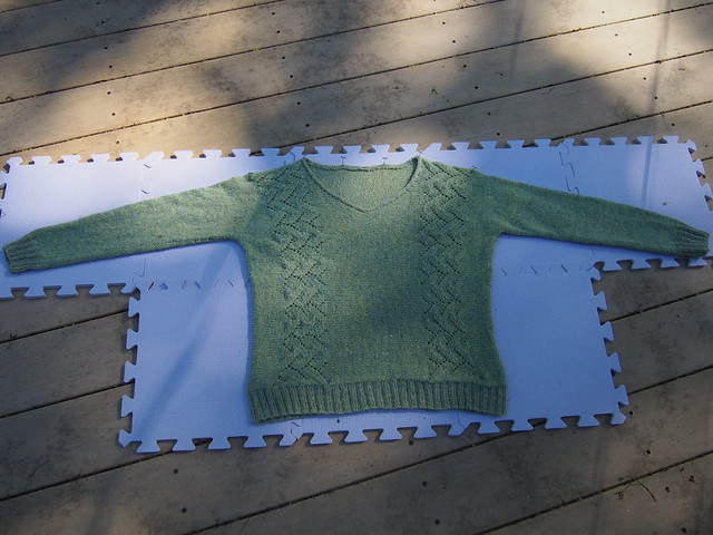 it's blocking!