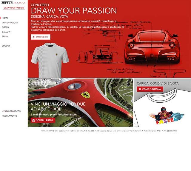 Contest Ferrari