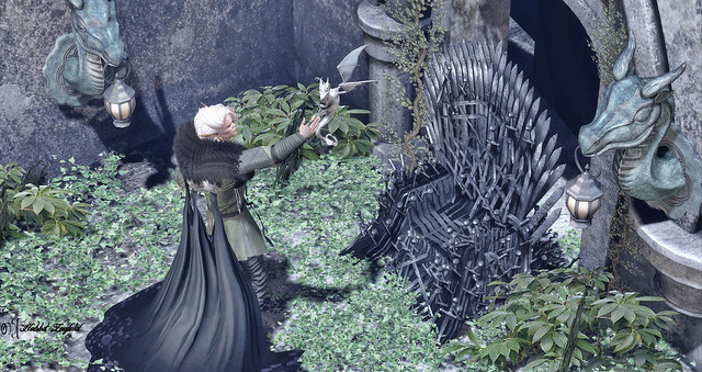 Dance of Dragons Credits: + Mortal Harvest Mantle + {egosumaii}