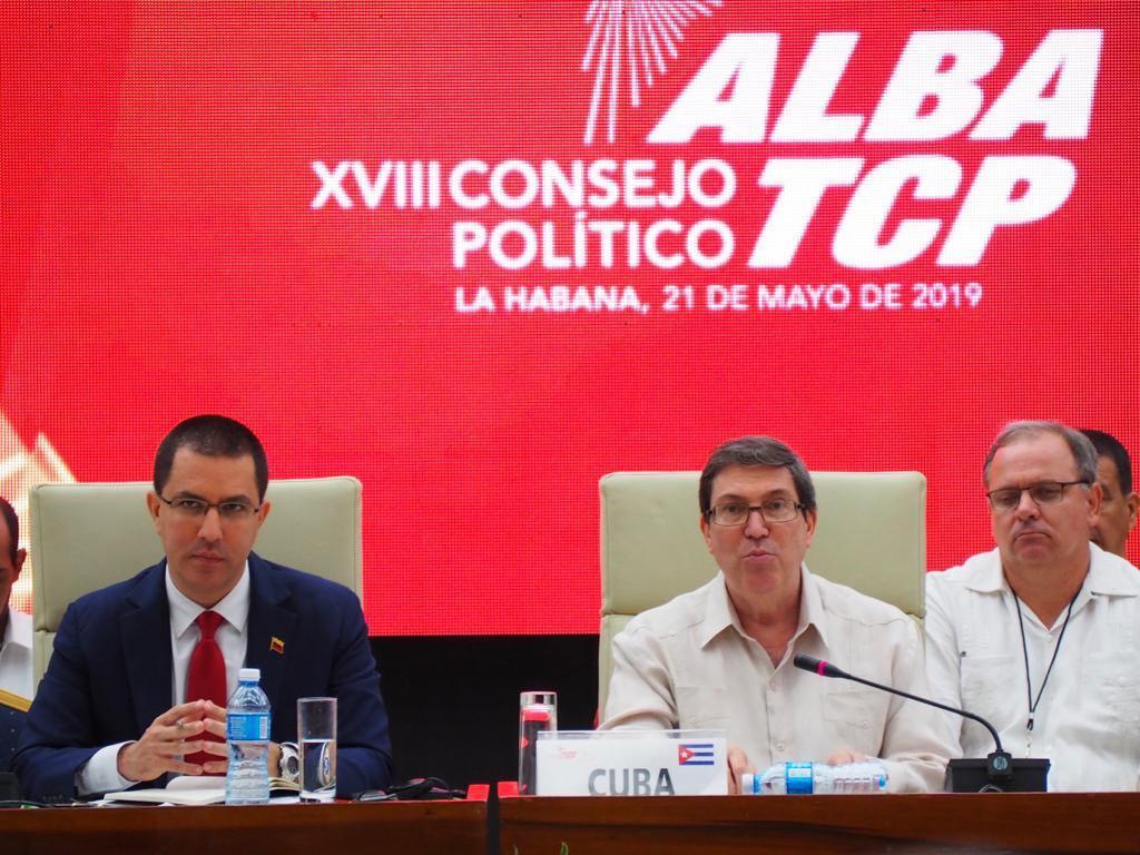 ALBA-TCP ratifica apoyo a Venezuela y se erige como núcleo de resistencia ante políticas de EEUU
