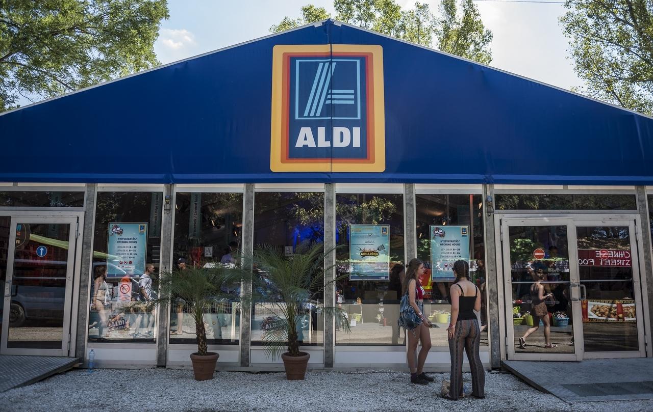 Üzletet nyit az ALDI az idei SZIN-en