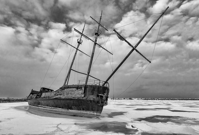 Shipwrecked in Jordan - 9502
