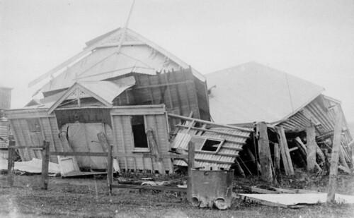 statelibraryofqueenslandstorms mossman cyclones hall buildings
