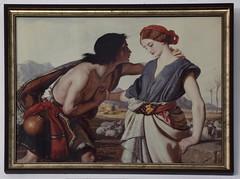 Jacob and Rebecca (William Dyce, copy)