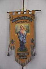 St Lawrence Church Knodishall Mothers Union