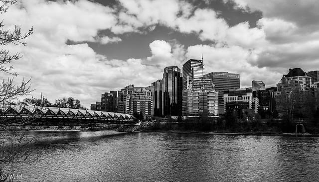 Calgary Center, City Center, Business district